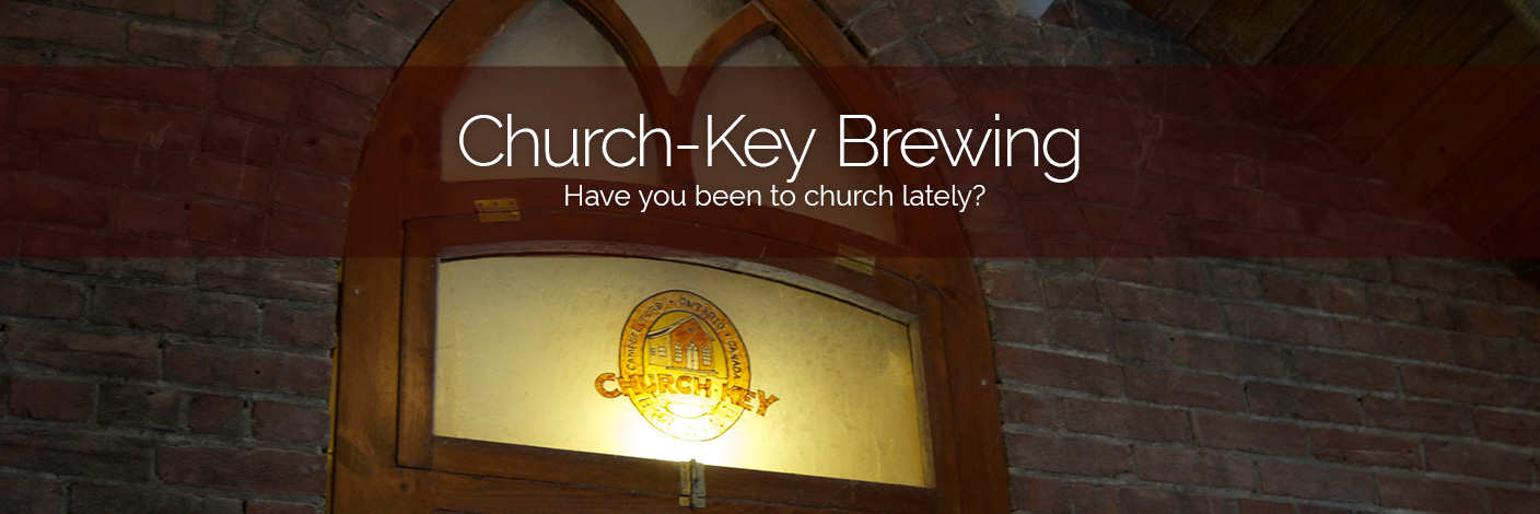 Church-Key Brewery